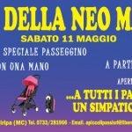 Evento neo mamma 11 maggio Macerata