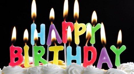 torta candele locali festa di compleanno macerata