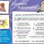 corso per giovani astronomi ancona