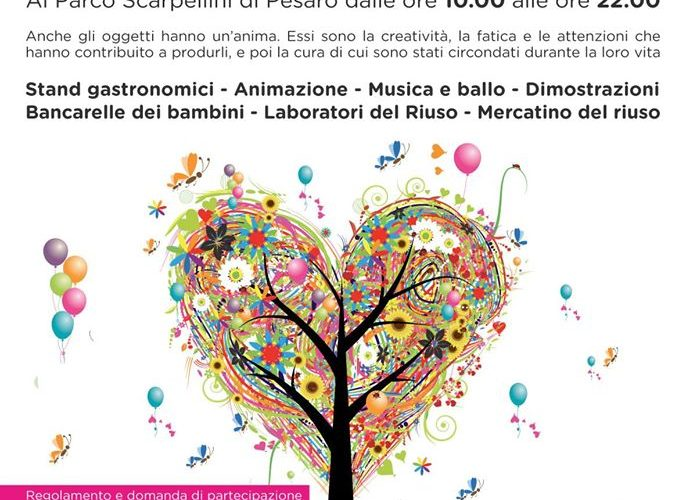 Fiera Regionale Riuso Pesaro 2017