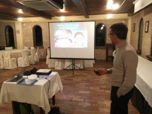 dr. zagoreo serata al Rotary Macerata su ortodonzia e sorriso