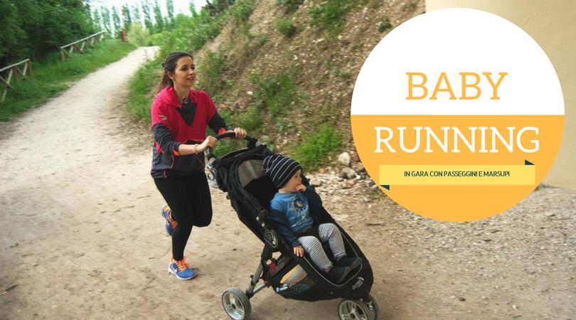 BABY RUNNING Macerata