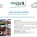 Cool Summer Camp Helen Doron Montegranaro