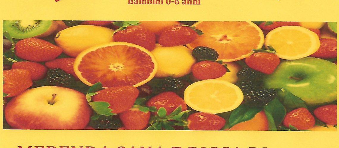 fruit party nido tribù delle coccinelle macerata
