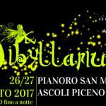 Sibyllarium 2017 Ascoli Piceno locandina