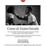 Corso di Teatro Sociale