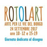 RotolArt Villa Ficana Macerata locandina