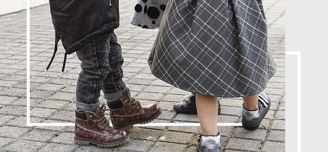 SHO.E.B.76 locandina Outlet scarpe bambini