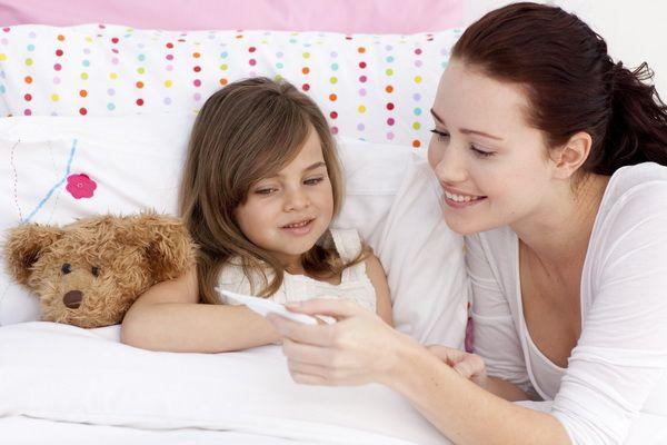 cure naturali mamma con bambina