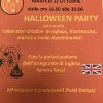 tribù delle coccinelle eventi serali halloween party