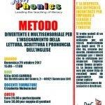 Jolly Phonics seminario per genitori lingua inglese