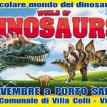 dinosauri Porto San Giorgio