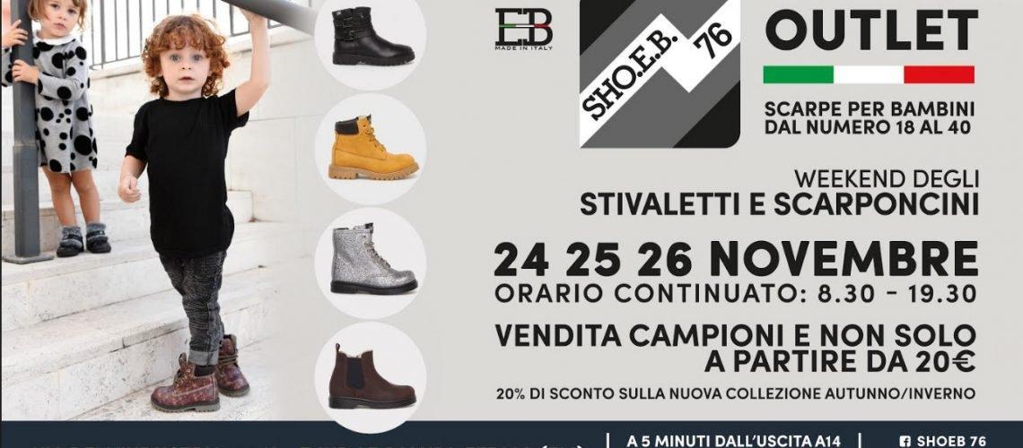 shoeb76 apertura straordinaria stivaletti e scarponcini