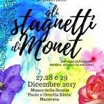 Gli stagnetti di Monet dicembre 2017