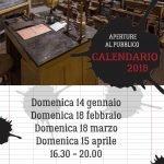 Aperture 2018 Museo della Scuola Macerata