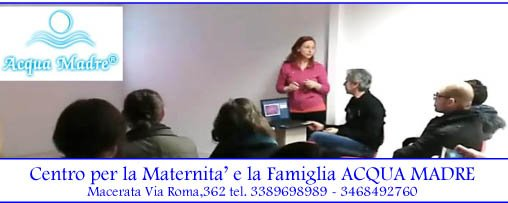Calendario Maternita.Centro Maternita Acquamadre Le Novita Di Marzo