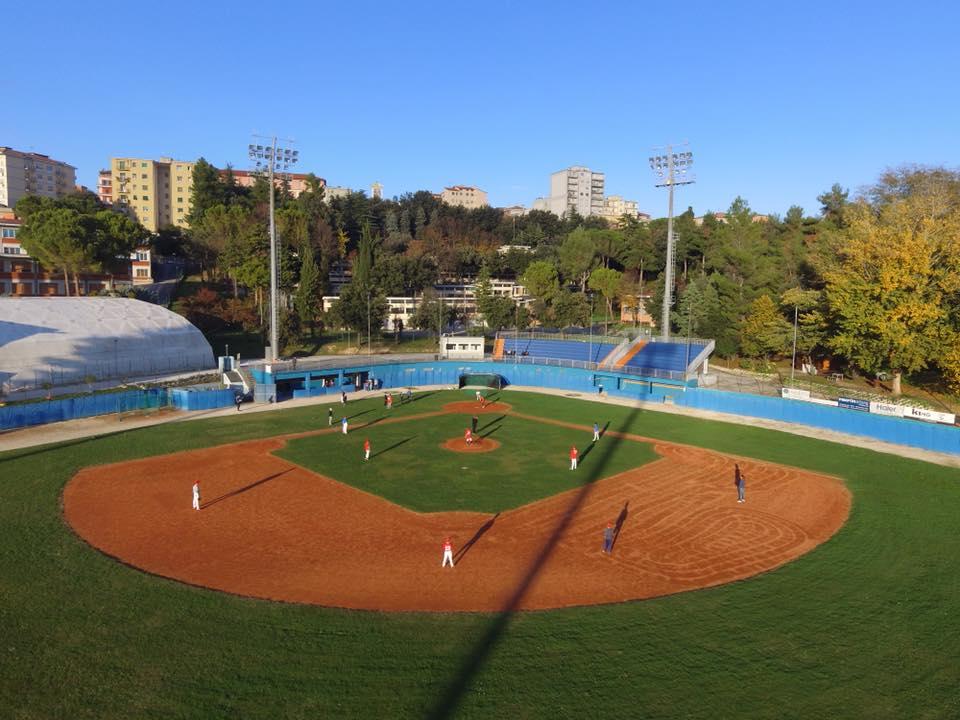 macerata baseball campo via cioci macerata