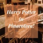 Harry Potter in pinacoteca ancona
