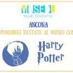 musei civici ancona harry potter