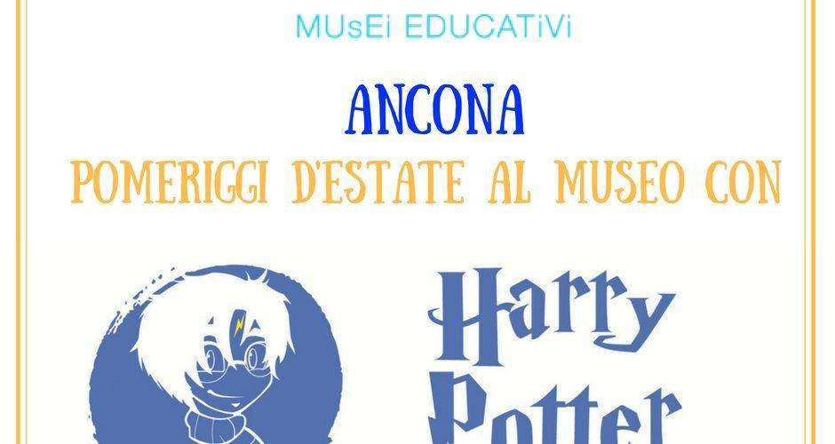 musei civici ancona harry potter
