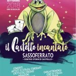 castello incatato sassoferrato 2018