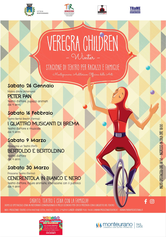 stagione teatro bambini ragazzi 2018 2019 montegranaro