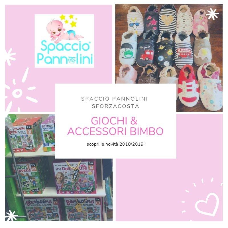 wholesale dealer 71b0c 4be87 Giochi Montessori e tante novità da Spaccio Pannolini ...