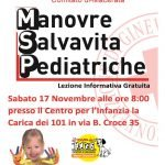 Disostruzione Pediatrica Carica 101 locandina