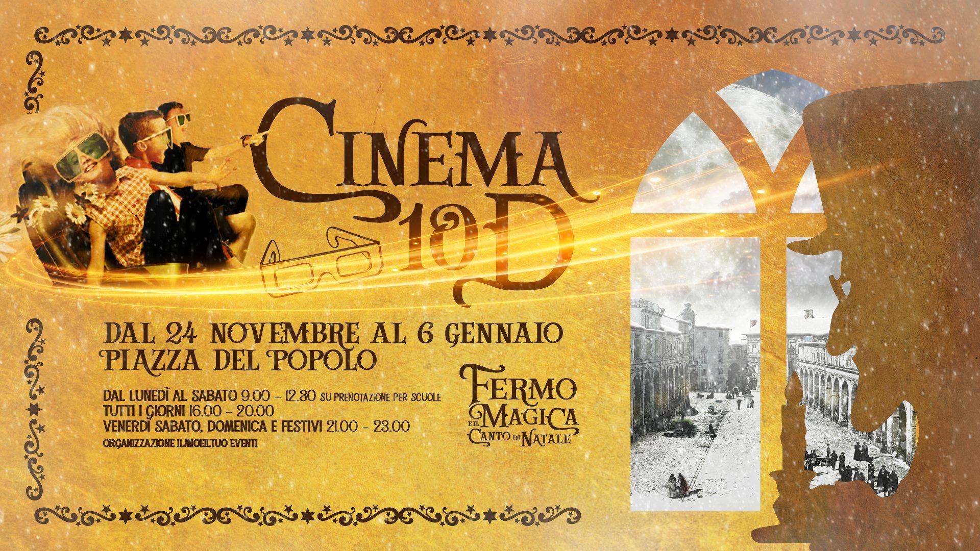 cinema 10d fermo 2018