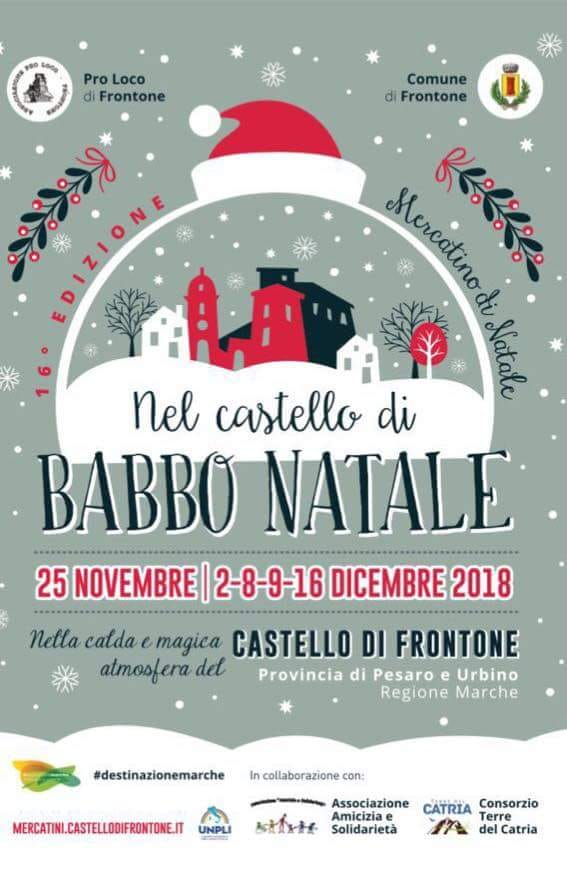 natale a frontone
