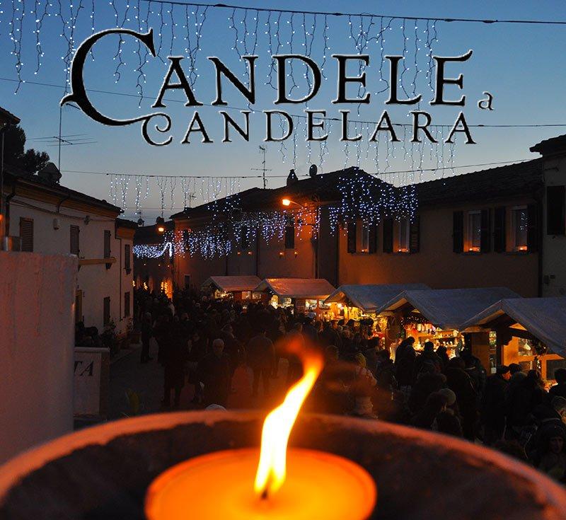 candele a candelara