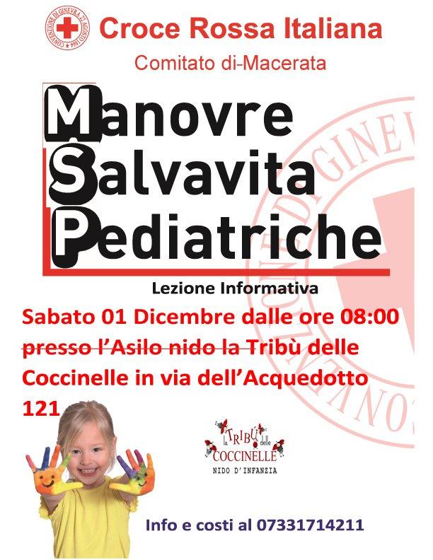 manovre salvavita pediatrica
