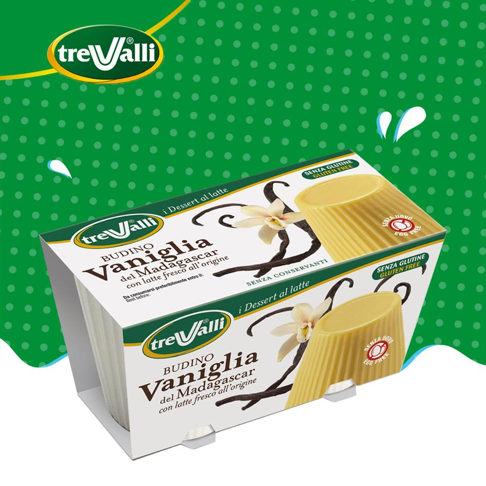budino vaniglia merenda tre valli