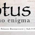 Lotus, l'ultimo enigma, Macerata, palazzo Buonaccorsi, attività per ragazi
