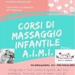 massaggio infantile macerata