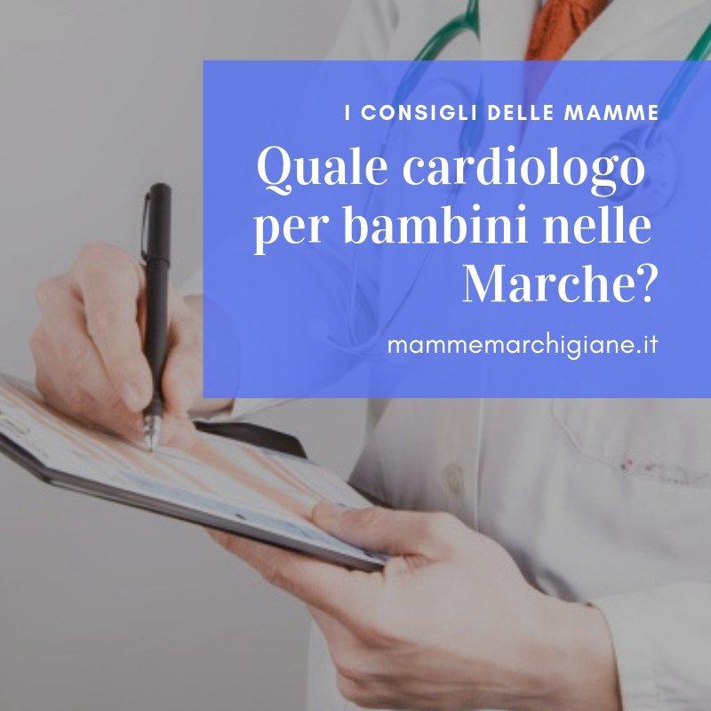 cardiologo per bambini nelle Marche