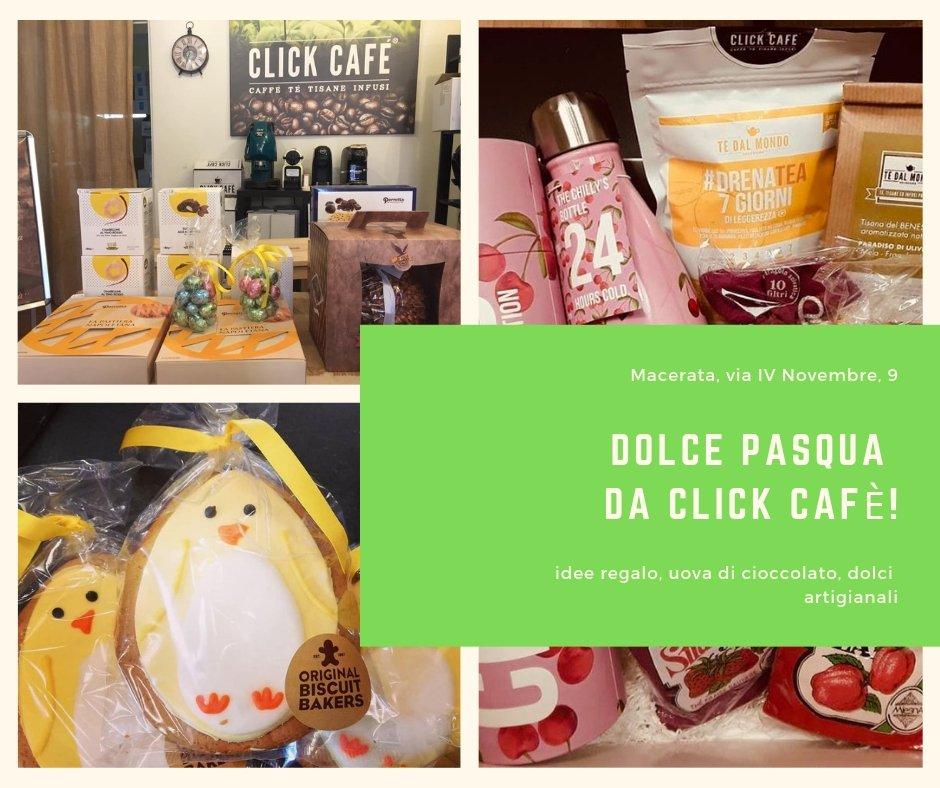 click cafè pasqua 2019