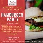 hamburger party