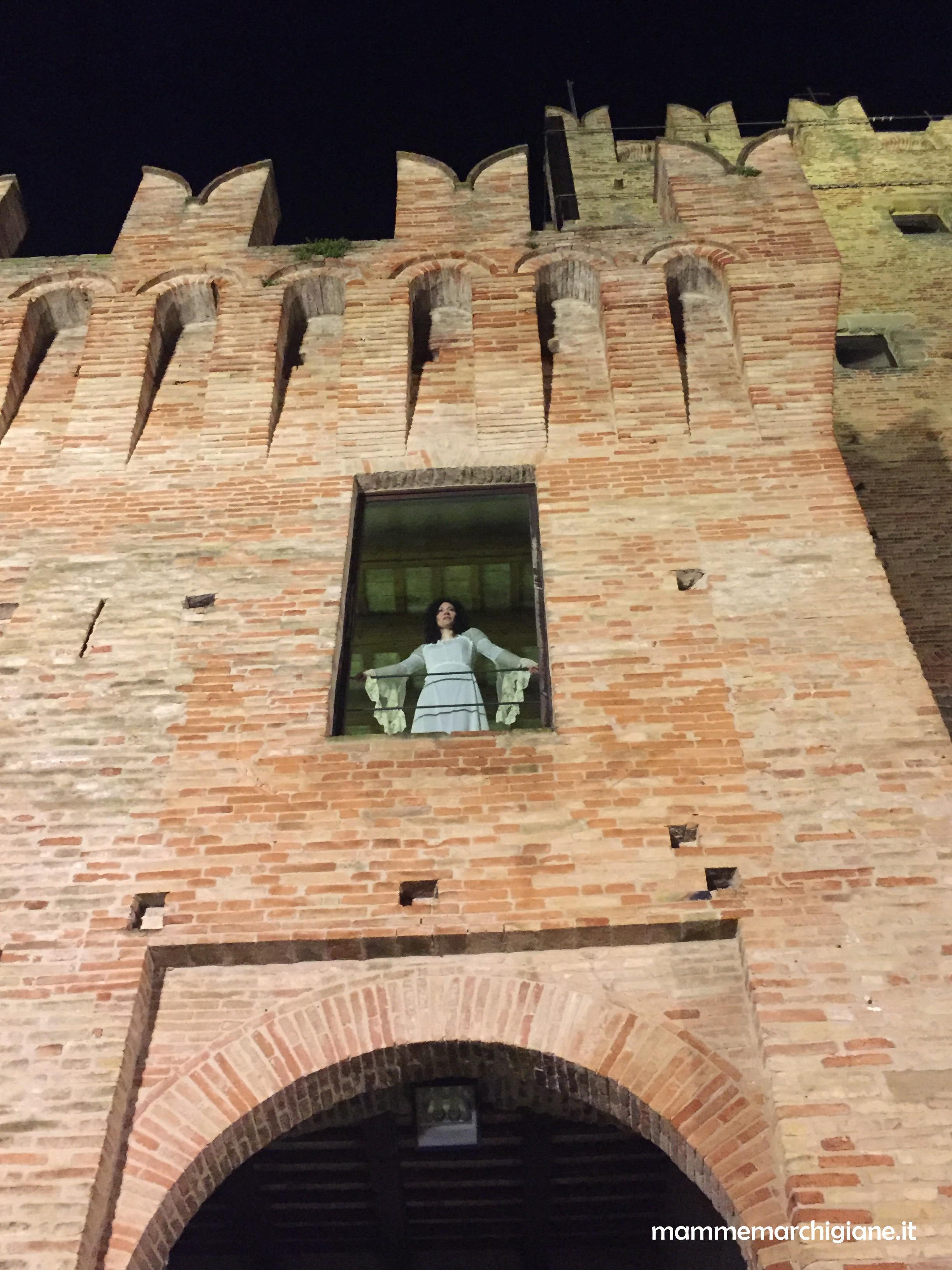 castello della rancia Mazzarantana
