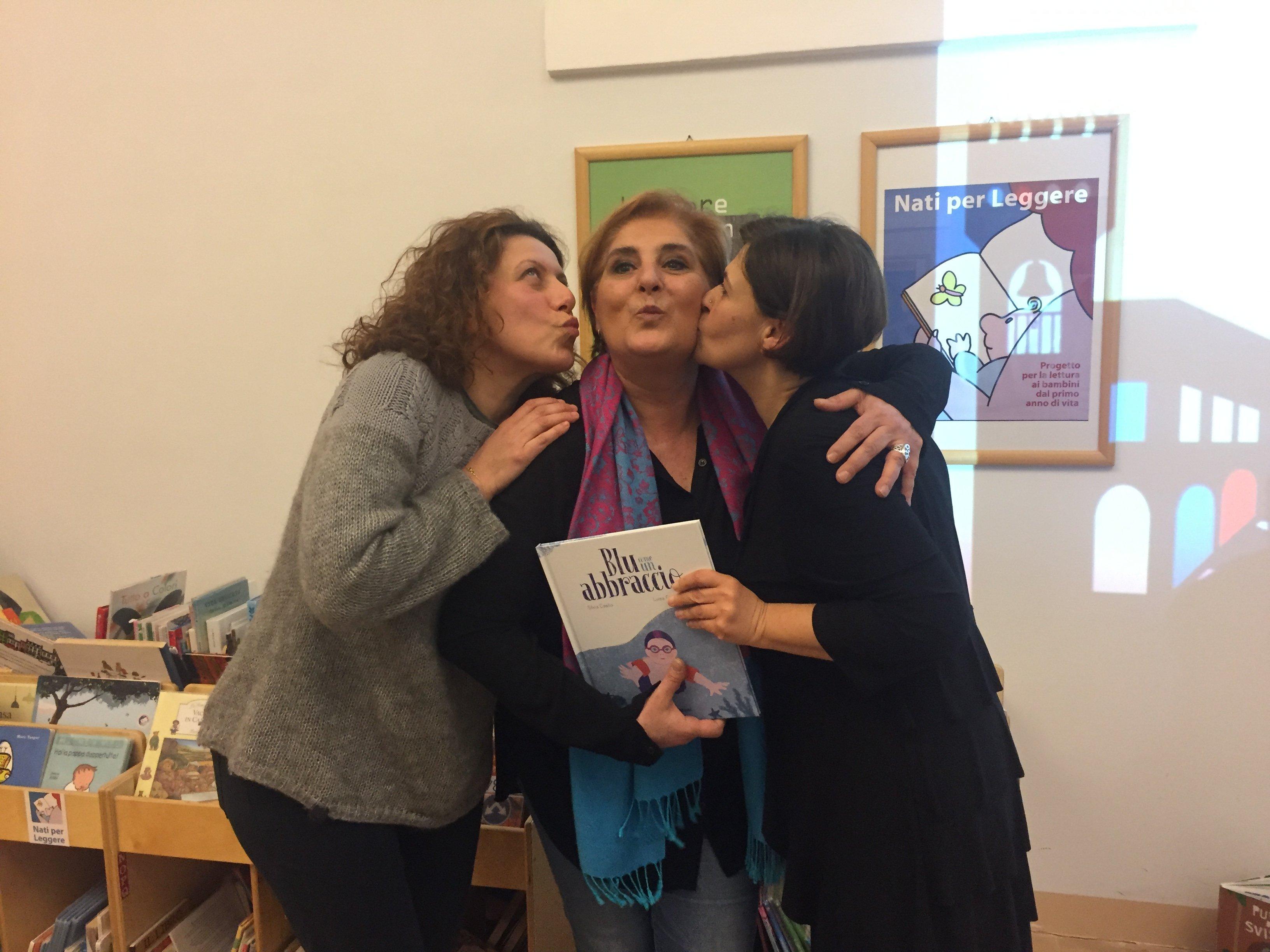 Luisa Gianfelici Elena Carrano Silvia Casilio