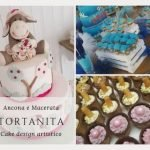 sara tortanita ancona macerata cake design artistico
