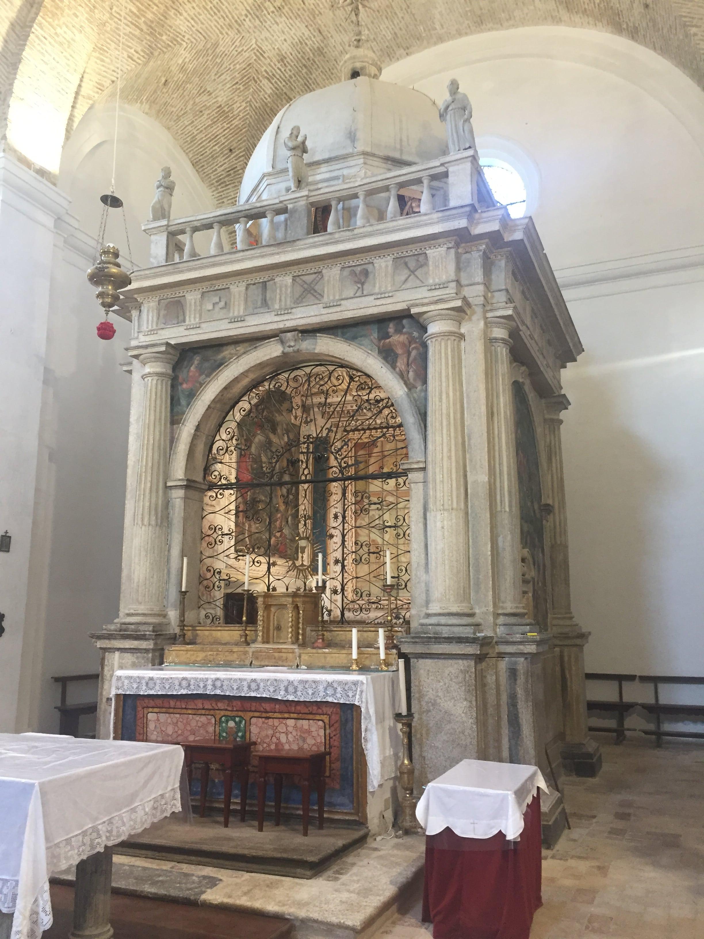 chiesa santa croce mogliano