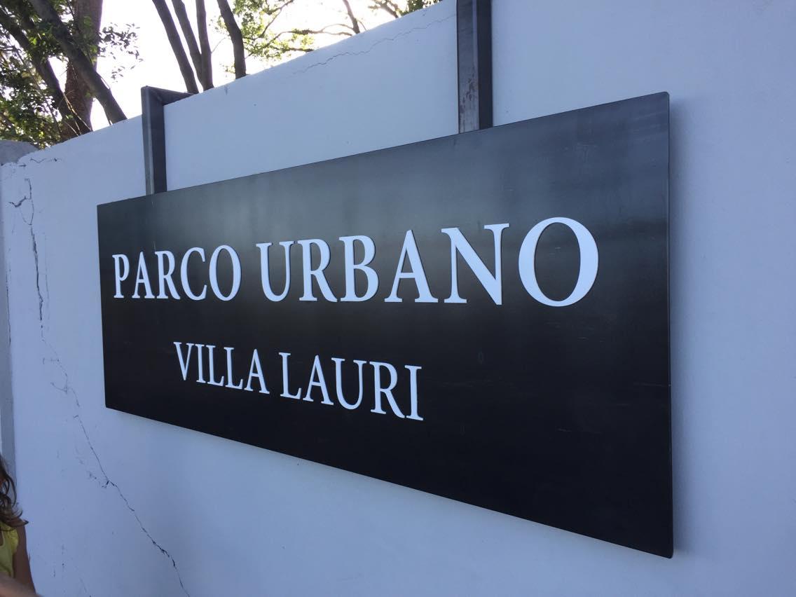 parco urbano villa lauri macerata