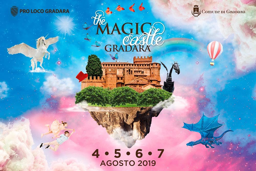 the magic castle gradara 2019