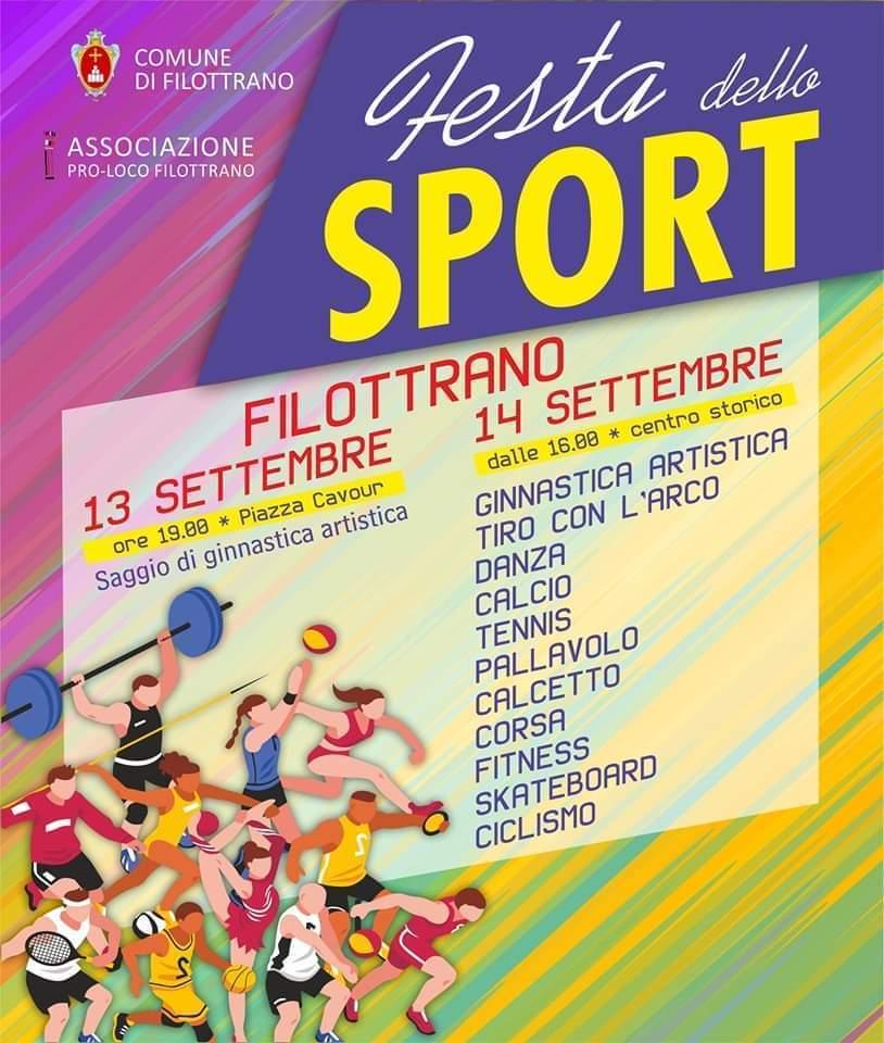 festa sport filottrano