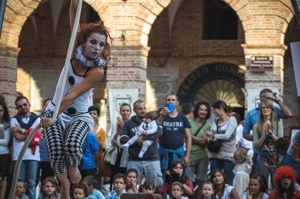 festival del mimo e del teatro gestuale