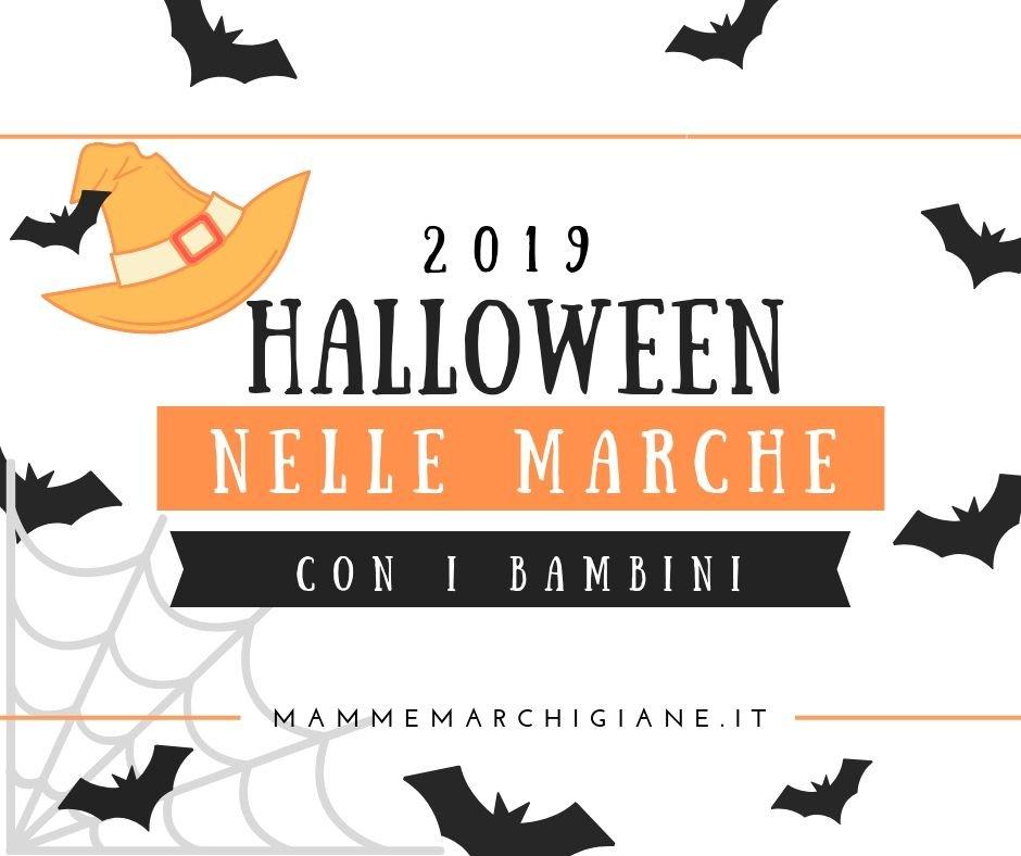Halloween 2019 nelle marche