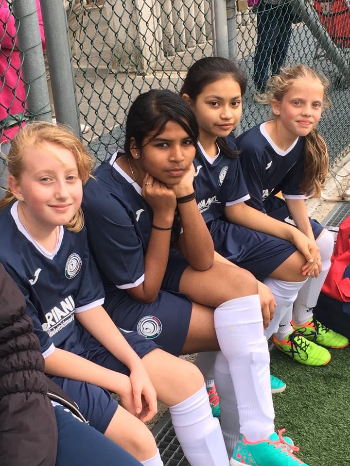 calcio femminile yfit Macerata