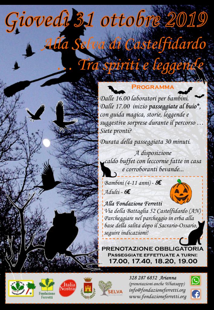 halloween 2019 castelfidardo