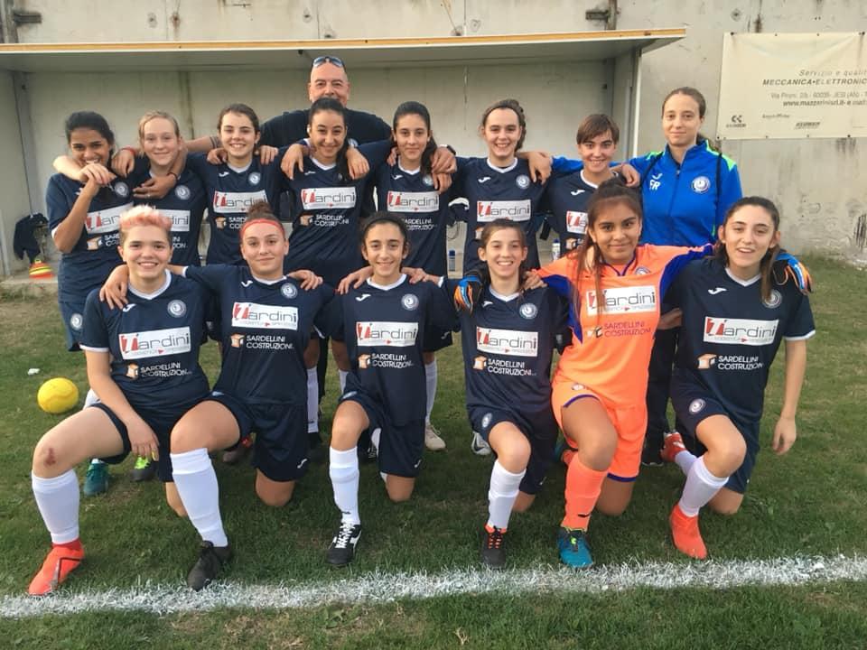 calcio femminile u15 macerata